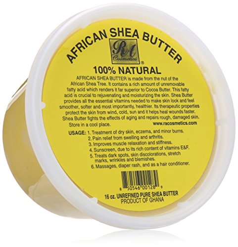 RA Cosmetics - African Shea Butter