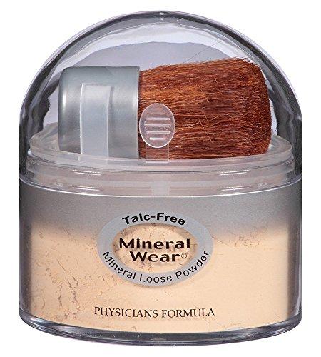 Physicians Formula - Physicians Formula Mineral Wear Talc-Free Loose Powder, Translucent Light, 0.49 Ounce