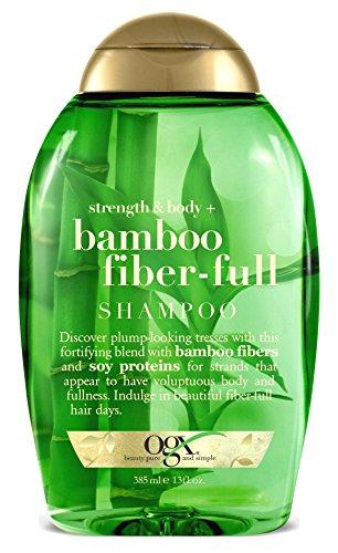 OGX - Ogx Shampoo Bamboo Fiber-Full 13 Ounce (384ml) (3 Pack)