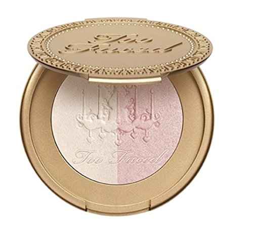Too Faced Cosmetics Company - Candlelight Glow Highlighting Powder Rosy Glow