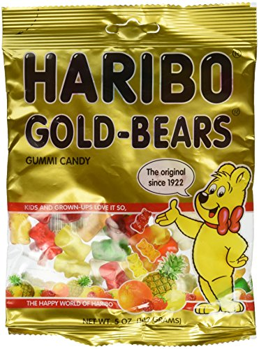 Haribo - Haribo Gold Bears 5oz Bag