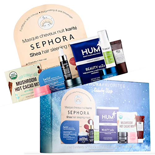 Sephora - Beauty Sleep 10 Piece Multi Brand Skincare Set