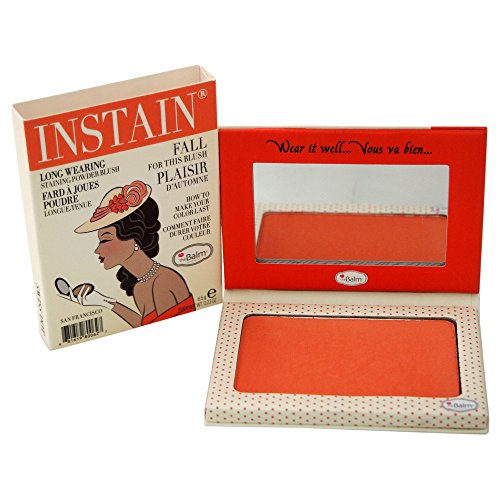 THEBALM COSMETICS - theBalm INSTAIN Blush, Swiss Dot