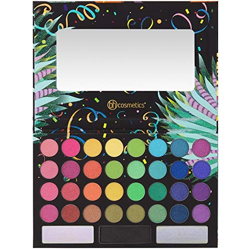 BH Cosmetics - Eyeshadow Palette, Take Me Back To Brazil, Rio Edition