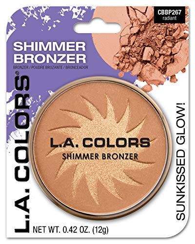 L.A. Colors - Shimmer Bronzer