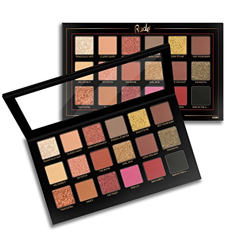 RUDE - Rude Cosmetics Too Much Drama - 18 Eyeshadow Palette