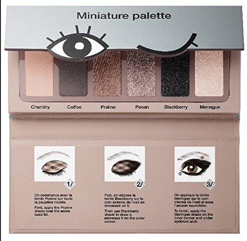 Sephora Collection - Sephora Collection Miniature Palette - Nougat Shades Collection