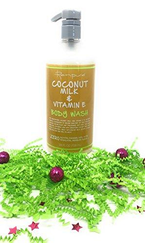 RENPURE - Renpure Coconut Milk & Vitamin E Body Wash