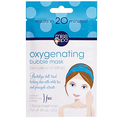 Miss Spa - Oxygenating Bubble Mask