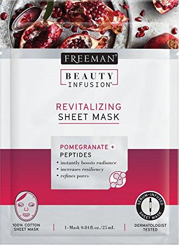 Freeman - Beauty Infusion Mask Revitalizing Sheet