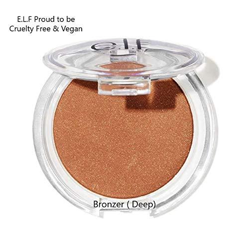e.l.f E.L.F Face Bronzer Powder (Deep)