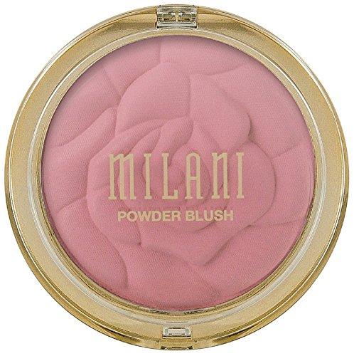 Milani - Milani Rose Powder Blush, Romantic Rose [01] 0.60 oz (Pack of 5)