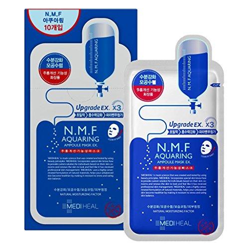 Mediheal - N.M.F Aquaring Ampolue Mask