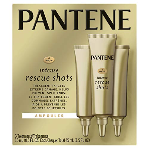 Pantene - Rescue Shots Hair Ampoules Treatment