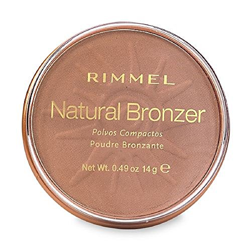 Rimmel - Rimmel London Natural Bronzer, Sun Bronze [022] 0.49 oz (Pack of 2)