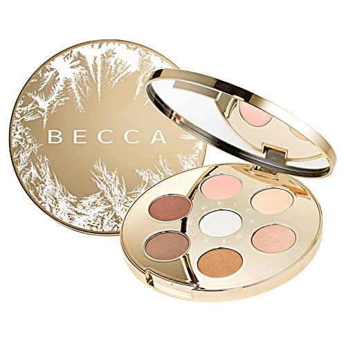 Becca by Rebecca Virtue - Becca Apres Ski Glow Collection Eye Lights Palette - 7 x 0.05 oz