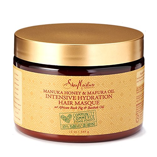 Shea Moisture - Manuka Honey & Mafura Oil Intensive Hydration Treatment Masque