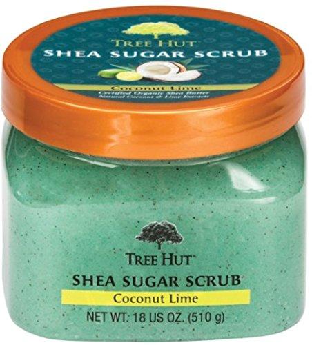 Tree Hut - Shea Sugar Body Scrub, Coconut Lime