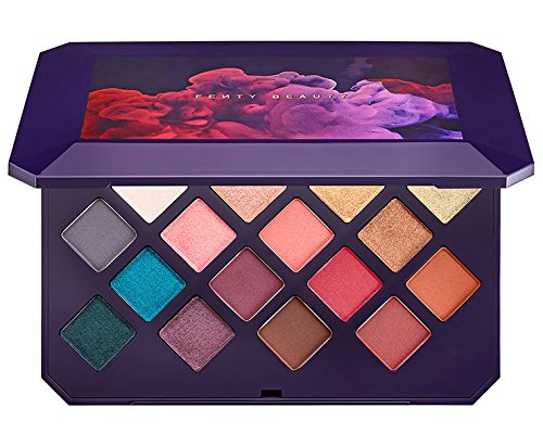 Fenty Beauty - NEW Fenty Beauty Moroccan Spice Eyeshadow Palette! 16 Gorgeous Moroccan Inspired Shades!
