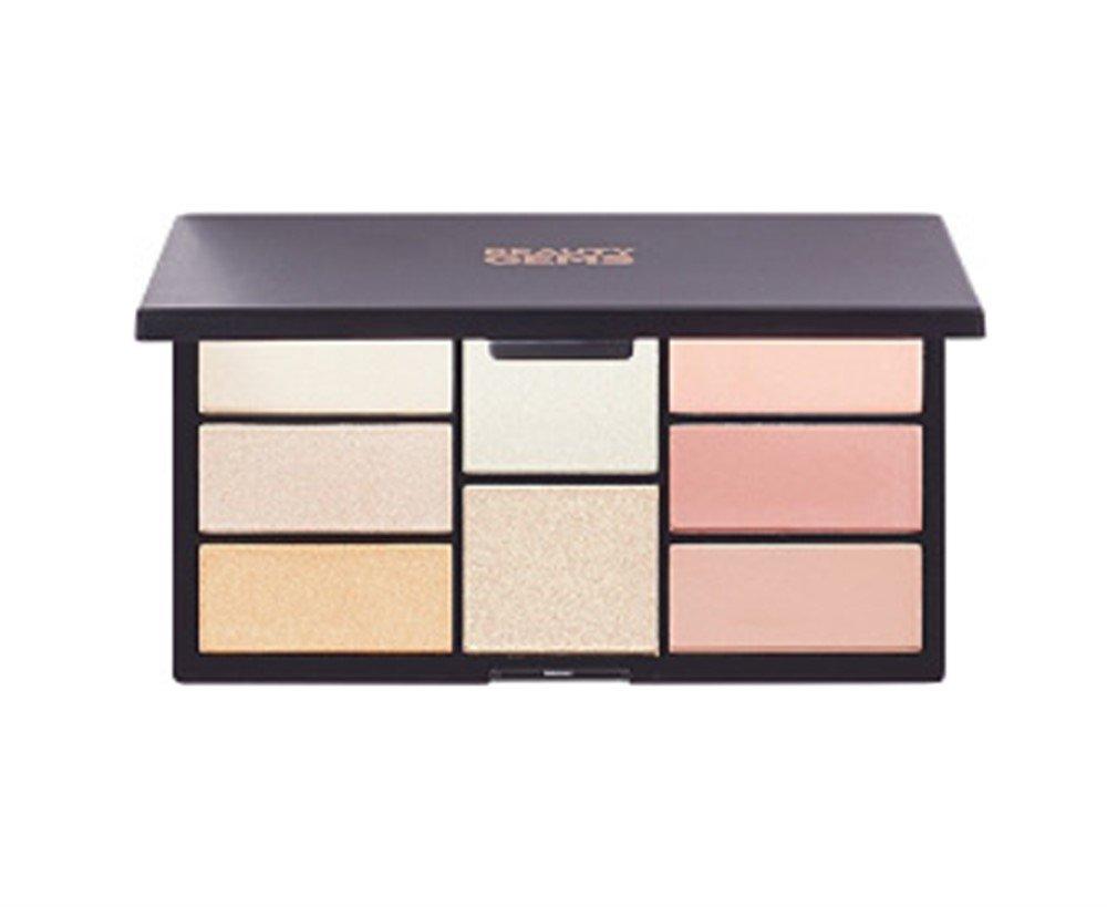 Beauty Gems Illuminator Palette, 8 Piece (3 Blushes, 3 Highlighters & 2 Illuminators)