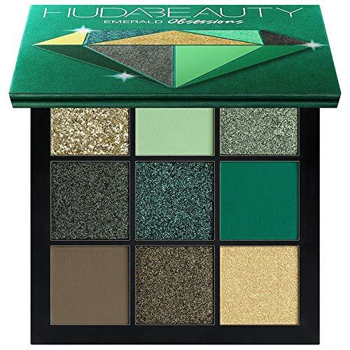 Cosmetics H.B - Eyeshadow Palette Obsessions - Emerald