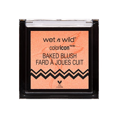 Wet 'n Wild - Color Icon Baked Blush, Hummingbird Hype