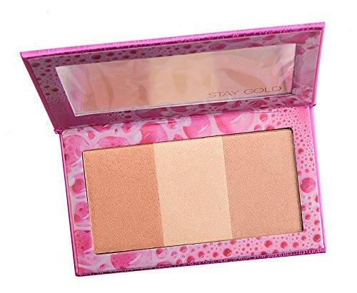 Highlighter Palette - UD x Kristen Leanne Beauty Beam Highlighter Palette