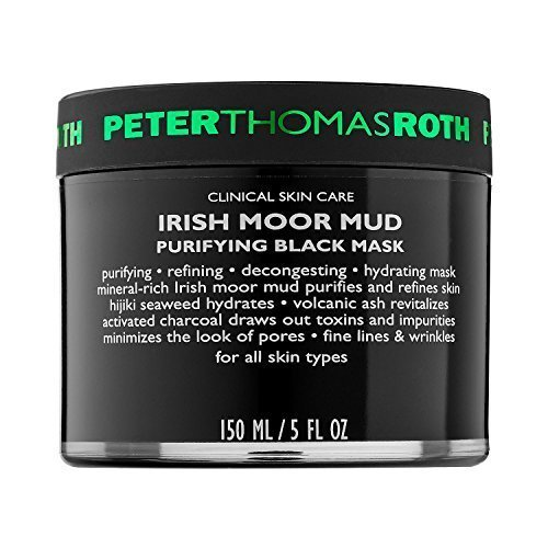 Peter Thomas Roth - Irish Moor Mud Purifying Black Mask
