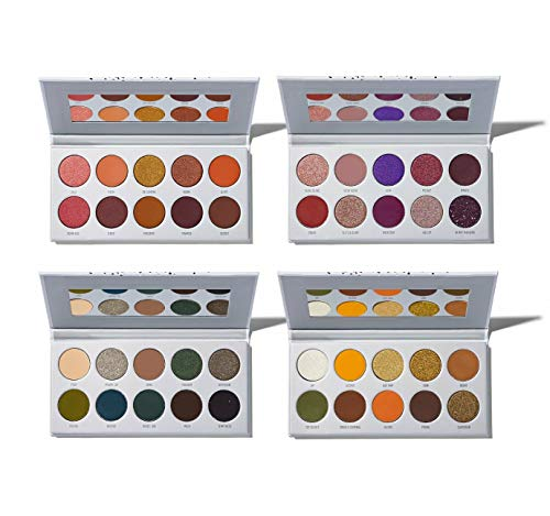 Morph brush cosmetics - AUTHENTIC Jaclyn Hill's vault collection palette (4 individual boxes with bubble wrap)