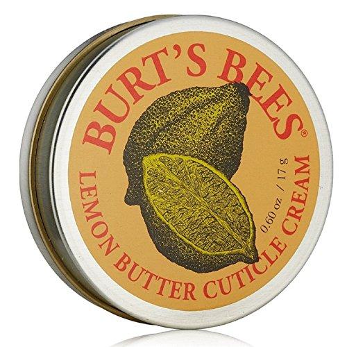 Burt's Bees - Burt's Bees 100% Natural Lemon Butter Cuticle Cream - 0.6 Ounce Tin