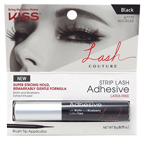 Kiss - Kiss Lash Couture Adhesive Strip Lash Black