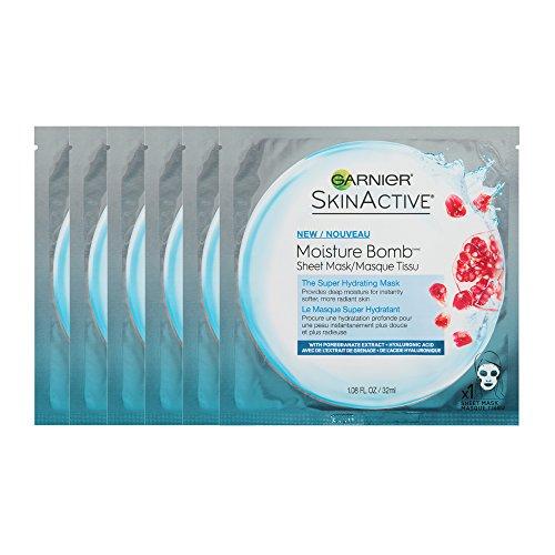 Garnier - SkinActive Super Hydrating Sheet Mask, Hydrating