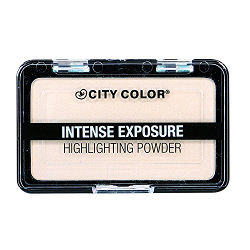City Color Cosmetics - CITY COLOR Intense Exposure Highlighting Powder - Highlight