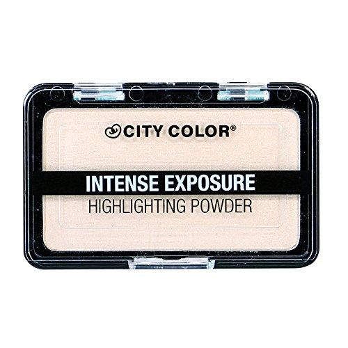 City Color Cosmetics CITY COLOR Intense Exposure Highlighting Powder - Highlight
