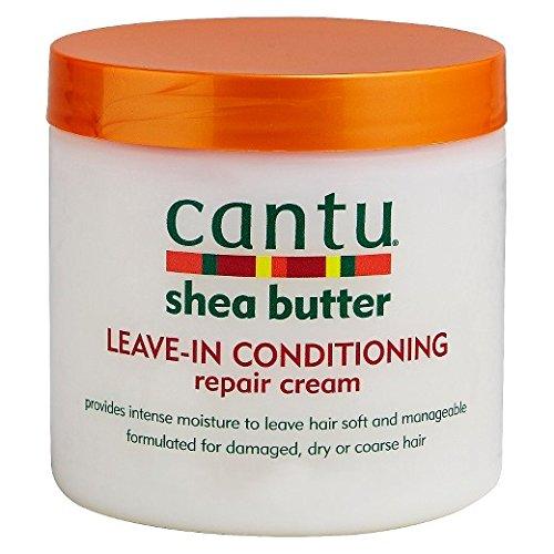 Cantu - Cantu Shea Butter Leave-in Conditioning Repair Cream, 2 oz.