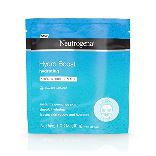 Neutrogena Hydro Boost Moisturizing & Hydrating 100% Hydrogel Face Mask
