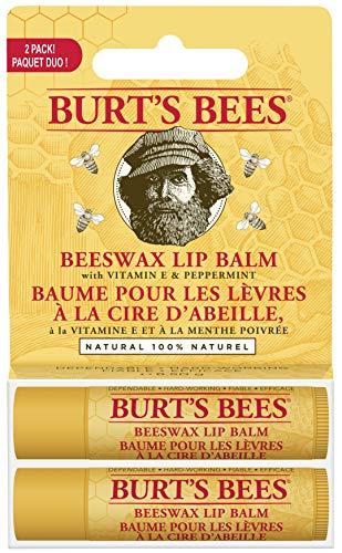 Burt's Bees Baby Moisturizing Lip Balm, Beeswax