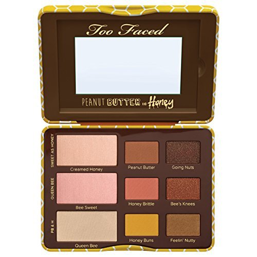 Too Faced - Peanut Butter and Honey Eyeshadow Palette