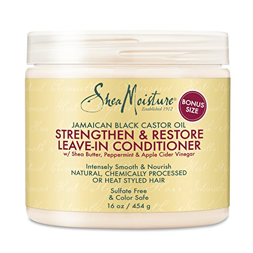 Shea Moisture - Jamaican Black Castor Oil Strengthen and Restore Leave-in Conditioner