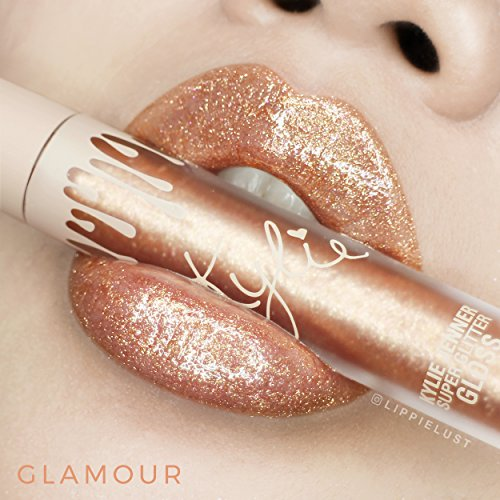 Kylie Cosmetics - Super Glitter Gloss, Glamour