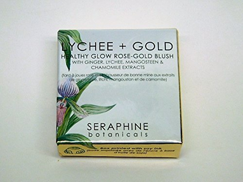 Seraphine - Lychee + Gold Healthy Glow Rose-Gold Blush
