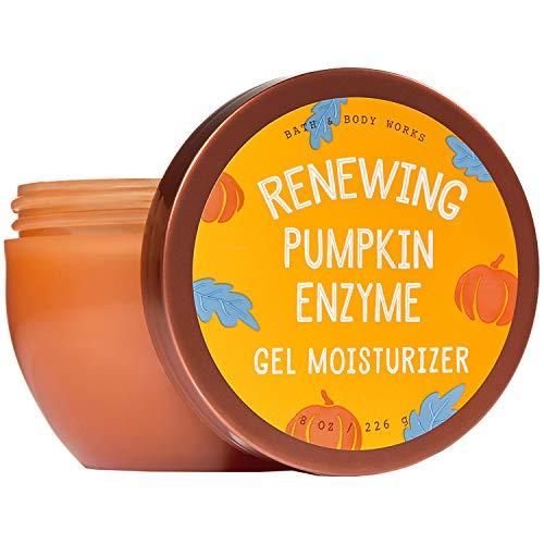 Bath & Body Works - Bath and Body Works Pumpkin Enzyme Gel Moisturizer 8 Ounce