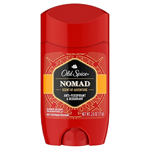Old Spice - Red Collection Invisible Solid Anti-Perspirant and Deodorant, Nomad