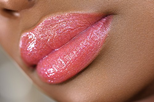 Coloured Raine - Coloured Raine | Jewel - True Nude witih Subtle Pink Undertone High-Shine Lip Gloss with Multicolor Reflective Glitter | Vegan and Cruelty Free