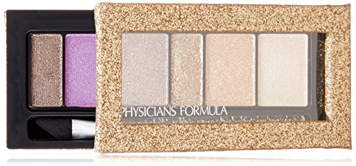 Physicians Formula - Physicians Formula Strips Custom Eye Enhancing Extreme Shimmer Shadow and Liner Disco Glam, Nude, 0.12 Ounce
