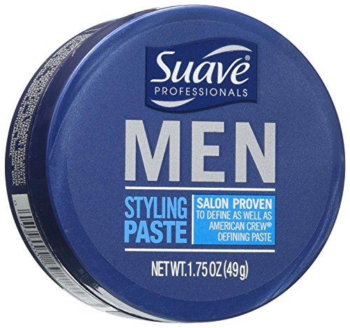 Suave - Suave Men's Styling Paste, 1.75 Ounce
