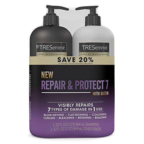 TRESemme - Tresemme Shampoo & Conditioner Repair & Protect 7 2Pk 32oz Bottles