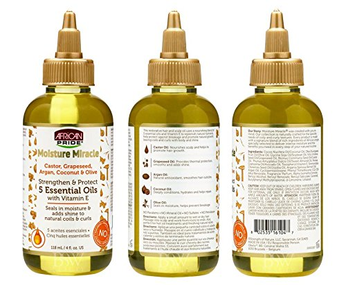 African Pride - Moisture Miracle Strengthen & Protect