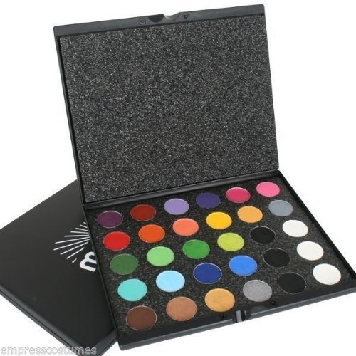 Mehron - Mehron 30 Color Paradise AQ Pro Face Paint Palette