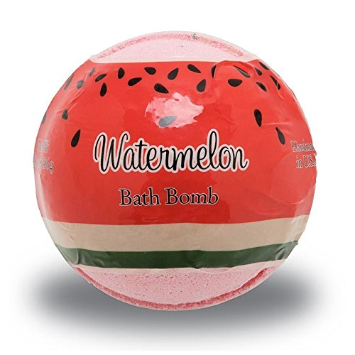 Primal Elements - Primal Elements Watermelon Bath Bomb, 4.8 Ounce
